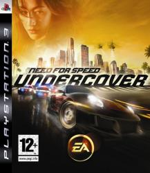 Electronic Arts Need for Speed Undercover (PS3)