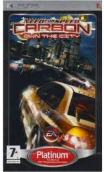 Electronic Arts Need for Speed Carbon Own the City [Platinum] (PSP)