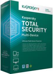 Kaspersky Total Security 2015 Multi-Device EEMEA Edition (5 User, 2 Year) KL1919OCEDS