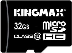 KINGMAX MicroSDHC 32GB Class 10 + Reader KM32GMCSDHC10CR