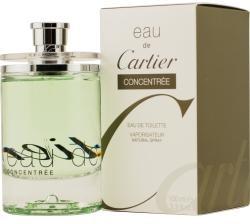 Cartier Eau De Cartier Concentree EDC 100ml Tester