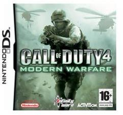 Activision Call of Duty 4 Modern Warfare (Nintendo DS)