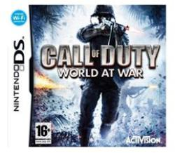Activision Call of Duty World at War (Nintendo DS)