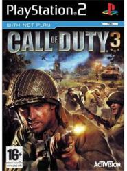 Activision Call of Duty 3 (PS2)