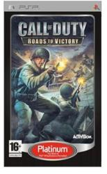 Activision Call of Duty Roads to Victory (PSP)