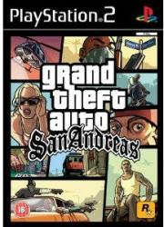 Rockstar Games Grand Theft Auto San Andreas (PS2)