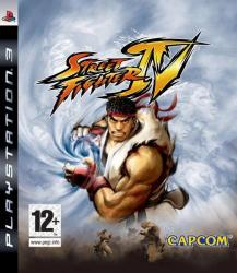 Capcom Street Fighter IV (PS3)