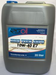 RS Oil High Tech SHPD 10W-40 E7 (20L)
