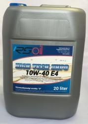 RS Oil High Tech UHPD 10w-40 E7 (20L)