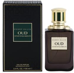 Perry Ellis Oud Vetiver Royale Absolute EDP 100ml