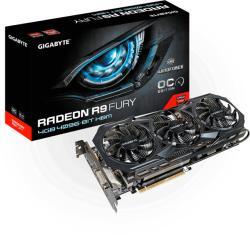 GIGABYTE Radeon R9 FURY OC 4GB HBM 4096bit PCIe (GV-R9FURYWF3OC-4GD)