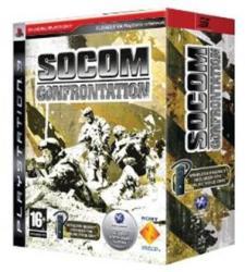Sony SOCOM U.S. Navy SEALs Confrontation [Headset Bundle] (PS3)