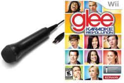 Konami Karaoke Revolution Glee [Microphone Bundle] (Wii)
