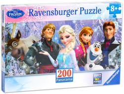 Ravensburger Jégvarázs 200 db-os puzzle (12801)