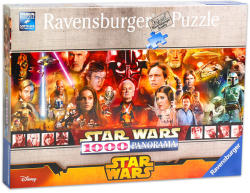 Ravensburger Panoráma puzzle - Star Wars Legendák 1000 db-os (15067)