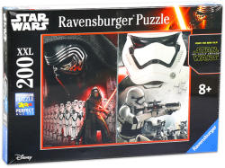 Ravensburger XXL puzzle - Star Wars Episode VII: The Force Awakens 200 db-os (128174)