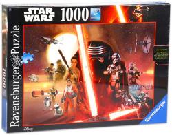 Ravensburger Star Wars: The Force Awakens - Felkelők és klónok 1000 db-os (195497)