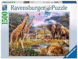 Ravensburger Afrika 1500 db-os (16333)