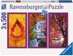 Ravensburger Ősz 3x500 db-os (16328)