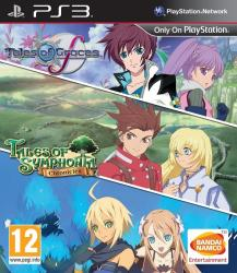 Namco Bandai Tales of Graces F +  Tales of Symphonia Chronicles Compilation (PS3)