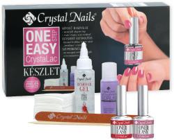 Crystal Nails - ONE STEP EASY CRYSTALAC KEZDŐKÉSZLET - KICSI