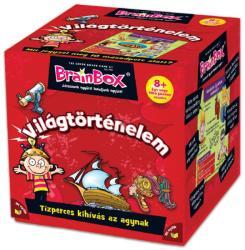 The Green Board Game Brainbox Világtörténelem