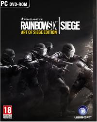 Ubisoft Tom Clancy's Rainbow Six Siege [Art of Siege Edition] (PC)