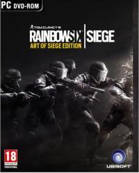 Ubisoft Tom Clancy's Rainbow Six Siege [Art of Siege Edition] (PC)