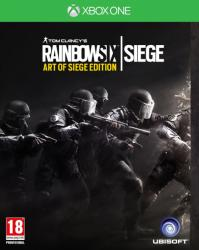 Ubisoft Tom Clancy's Rainbow Six Siege [Art of Siege Edition] (Xbox One)