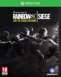 Ubisoft Tom Clancy's Rainbow Six Siege [Art of Siege Edition] (Xbox One)