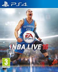 Electronic Arts NBA Live 16 (PS4)