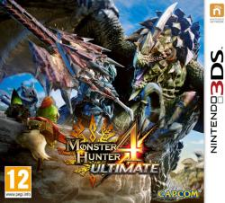 Capcom Monster Hunter 4 Ultimate (3DS)