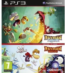 Ubisoft Rayman Legends + Origins (PS3)