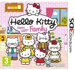 Bigben Interactive Hello Kitty Happy Happy Family (3DS)