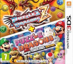Nintendo Puzzle & Dragons Z + Puzzle & Dragons Super Mario Bros. (3DS)