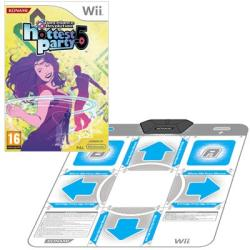 Konami Dance Dance Revolution Hottest Party 5 [Dance Mat Bundle] (Wii)