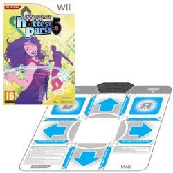 Konami Dance Dance Revolution Hottest Party 5 [Dance Mat Bundle] (Wii)