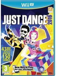Ubisoft Just Dance 2016 (Wii U)