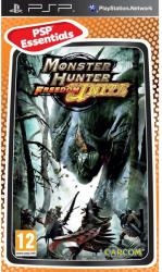 Capcom Monster Hunter Freedom Unite [Essentials] (PSP)