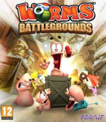 Team 17 Worms Battlegrounds (Xbox One)
