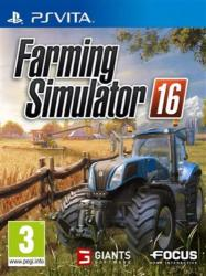 Focus Home Interactive Farming Simulator 16 (PS Vita)