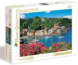 Clementoni Portofinoi-öböl, Olaszország 1500 db-os (31986)