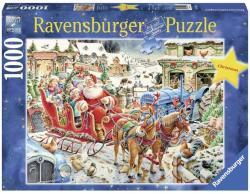 Ravensburger Karácsony 1000 db-os (19021)