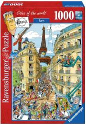 Ravensburger Párizs 1000 db-os (19503)