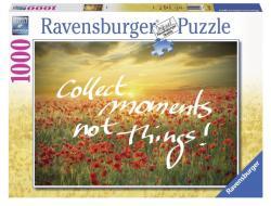 Ravensburger A pillanatokat gyűjtsd 1000 db-os (19507)