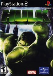 Vivendi Hulk (PS2)