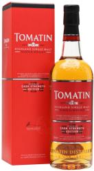 TOMATIN Cask Strength Edition Whiskey 0,7L 57,5%