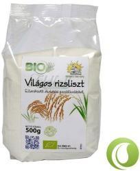 Piszkei Öko Bio liszt világos rizs 500g