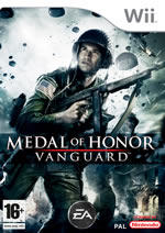 Electronic Arts Medal of Honor Vanguard (Wii)