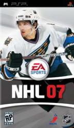 Electronic Arts NHL 07 (PSP)